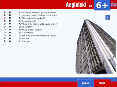Angielski na 6