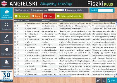 Lista s��wek i zwrot�w