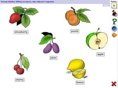Prezentacje - ucz� wymowy, pisowni i znaczenia s��wek