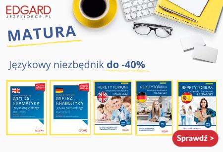 Matura 2020 - językowy niezbędnik