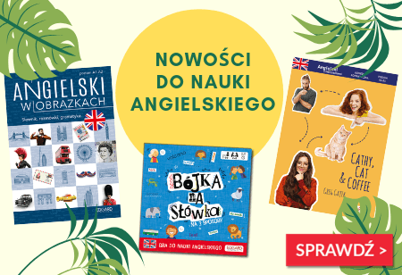 Nowości do nauki języka angielskiego