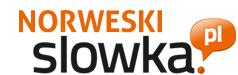 logo norweski słówka