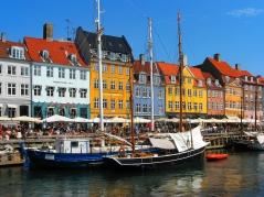 Język duński - widok