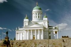 Język fiński - widok